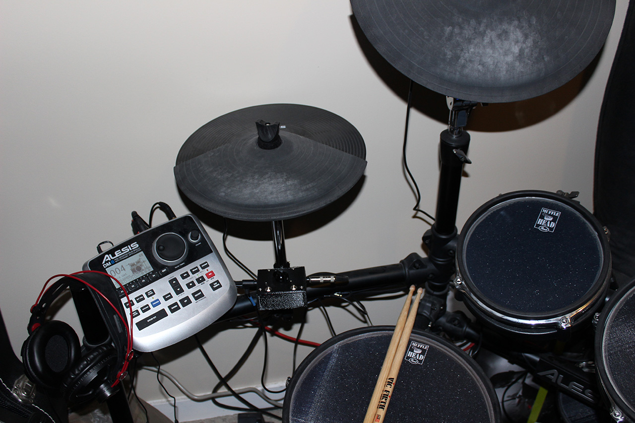 DIY Hi Hat Controller For Electronic Drums Snafuca