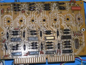 Bare Nixie Board